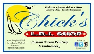 chicks lbi shop