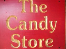 The Candy Store in Schooner's Wharf