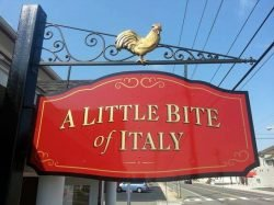 A Little Bite of Italy